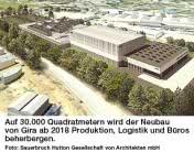 Gira: Große Erweiterung in Radevormwald