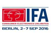 IFA 2016: Smart Home als neuer Ausstellungsbereich