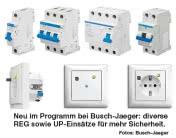 Busch-Jaeger: Pakete für mehr Sicherheit