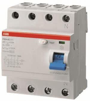 ABB Compact-Fi               4X40A/0,03A