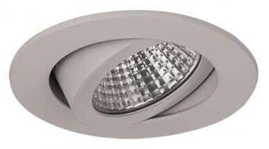 BRUM LED-Einbaustra. IP65 weiss 12353073