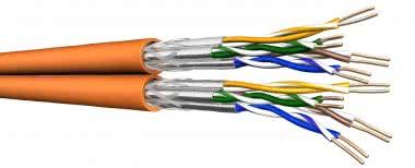 Datenkabel UC900HS23/1 2X4P FRNC-B CAT7