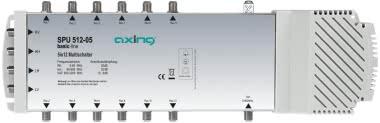 AXING Multischalter 5in12     SPU 512-05