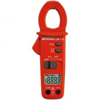 BENNI Dig.-Stromzangen-Multimeter  CM1-2