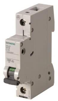 Siemens Automat B 16A           5SL61166