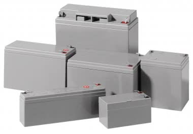 ABUS VdS Akkumulator 12 V, 1,2 Ah BT2012