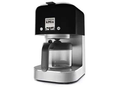 KENWOOD COX750BK Kaffeeautomat  (I)