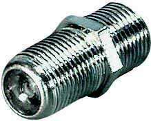 Hapena F-Verbinder/Adapter         27700