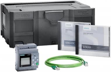 Siemens 6ED10573BA030AA8 LOGO! 8