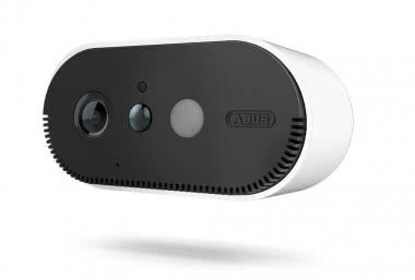 ABUS WLAN Akku Cam mit         PPIC90000
