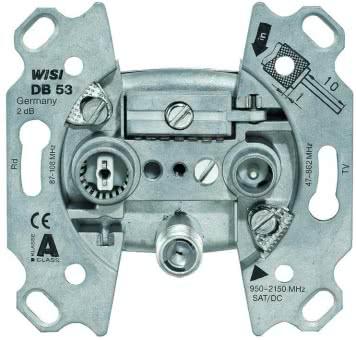 WISI Antennendose Stich 3-fach      DB53