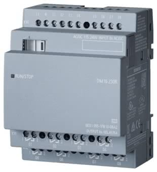 Siemens 6ED10551FB100BA2 LOGO! DM16 230R