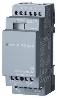 Siemens 6ED10551MB000BA2 LOGO!8 DM8