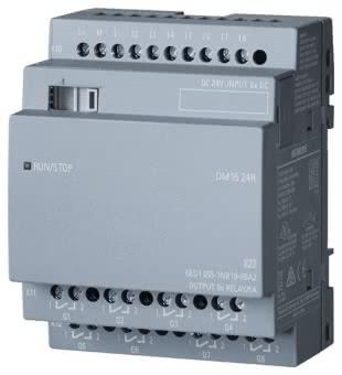 Siemens 6ED10551NB100BA2 LOGO! DM16 24R