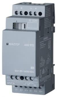 Siemens 6ED10551MD000BA2 LOGO! AM2 RTD
