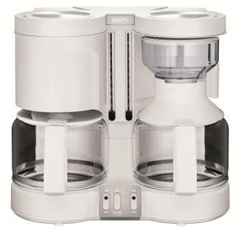 KRUPS KM 8501 Doppel-Kaffeeautomat/Tee