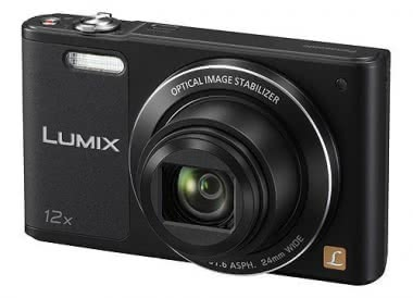 Panasonic DMC-SZ10EG-K sw Digitalkamera