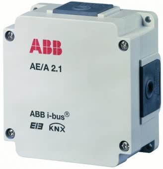 ABB Analogeingang 4fach REG  AE/S4.1.1.3