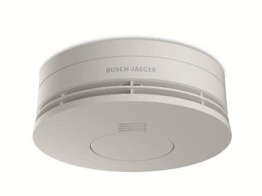 BJ Busch-Rauchalarm lithium      6833-84