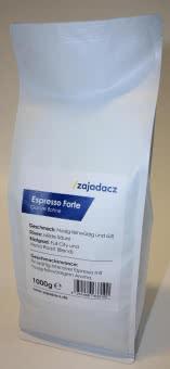 ZAJADACZ Espresso Forte Ganze Bohne