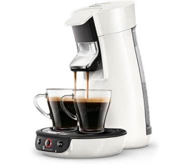 Philips HD 6563/00 weiß Kaffeeautomat