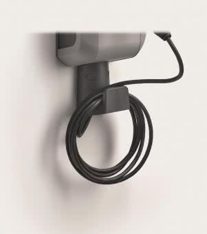 KEBA Kabelhalter für Wallbox      90.234