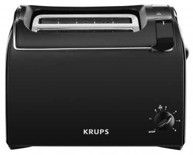 KRUPS KH 1518 Toaster schwarz