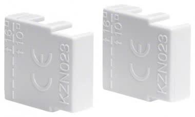 Hager Endkappe für Phasenschiene  KZN023