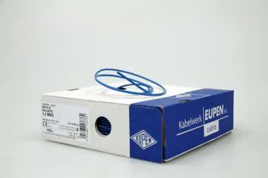 EUPEN H05V-K 0,5 dunkelblau    Ring 100m