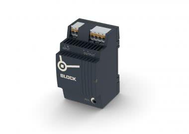 Block Schaltnetzteil      PEL-0124-013-0