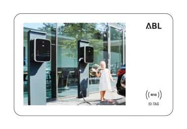 ABL RFID ID-TAG Usercard         E017869