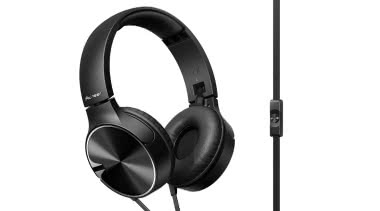 Pioneer SE-MJ722T-K sw On-Ear-Kopfhörer