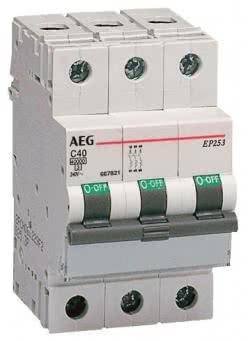 AEG LS-Schalter B 10A           EP63 B10