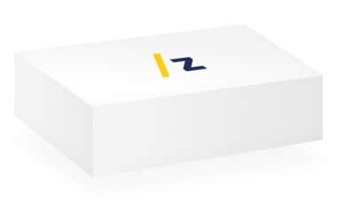 AXING Wideband-LNB 40mm          SCO2-00