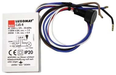 BEG Luxomat Dämmerungsschalter     92365