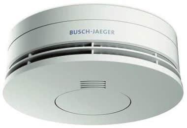 BJ Busch-Rauchalarm  9V          6834-84