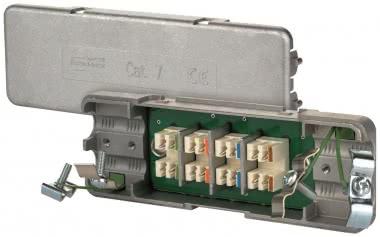 BTR Kabelverbinder Cat7         130863-E