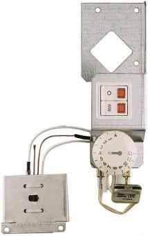 DIMPL Einbau-Raumtemperaturregler RTEV99