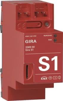 GIRA Gira S1 KNX REG              208900