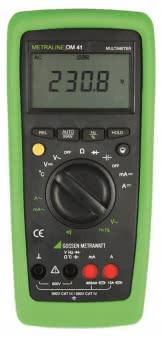 Gossen Multimeter METRALINE DM 41