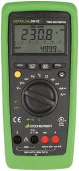 Gossen TRMS-Mulitmeter METRALINE DM 62