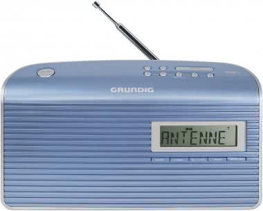 Grundig Music BS 7000 DAB+ bl/si Radio