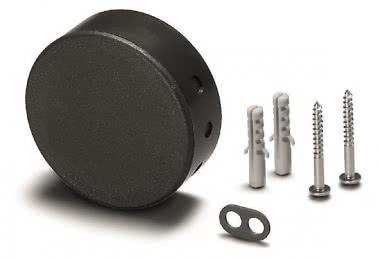 VOSS Deckenverteiler 68mm weiss   990121