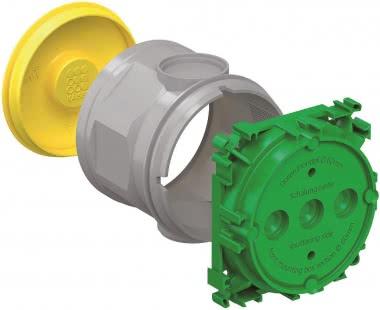 KAIS Geräte-Verbindungsdose      1265-40