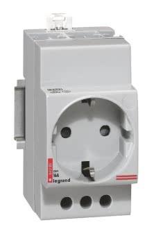 LEGR Lexic Einbausteckdose        004285