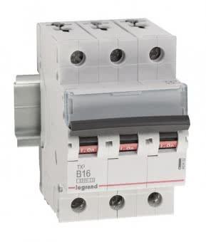 LEGR Leitungsschutzschalter Tx3   403402