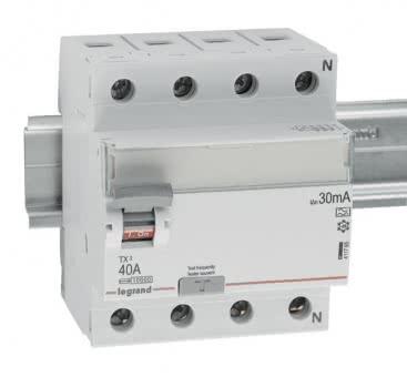 LEGR Tx3 FI-Schalter 40A 4P 30Ma  411765