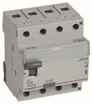 LEGR Tx3 FI-Schalter 63A 4P 30Ma  411766