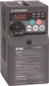 Mitsubishi Umrichter   FR-D720S-025SC-EC