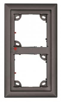 MOBOTIX 2er Rahmen MX-OPT-Frame-2-EXT-DG